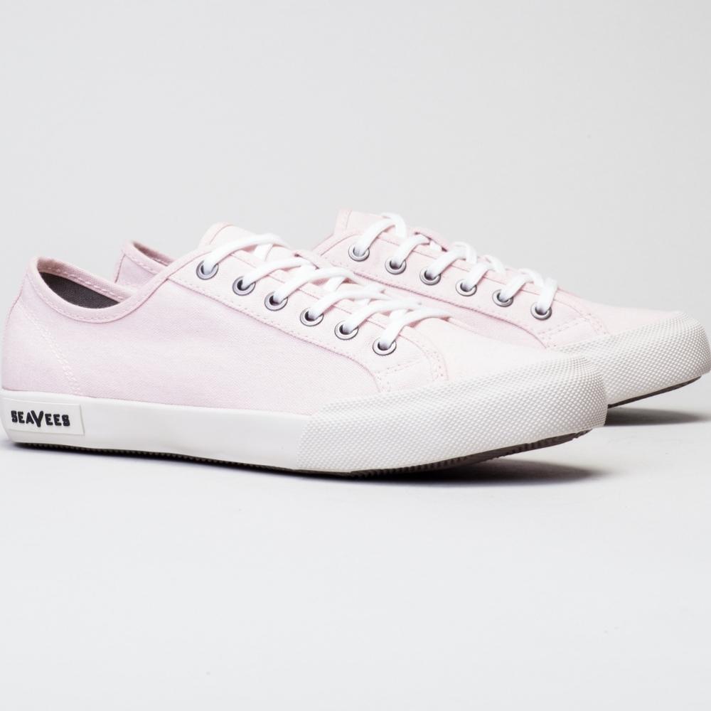 2016 Seavees Womens Monterey Sneaker in Pale Pink