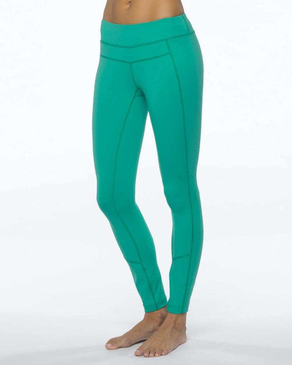 2015 Prana Activewear Gabi Legging in Cool Green