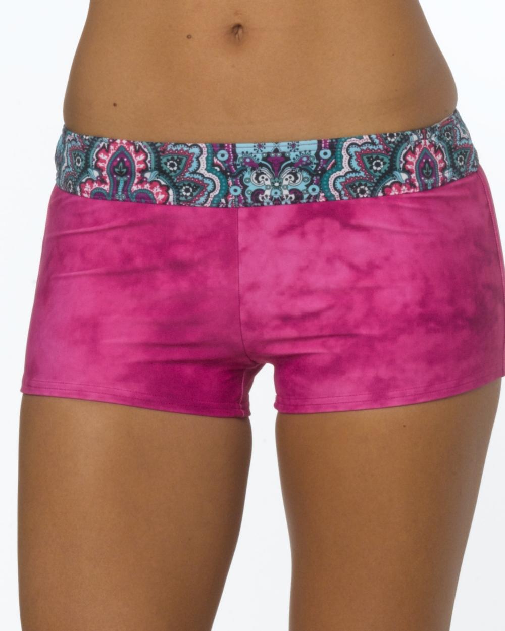 2015 Prana Activewear Raya Bottom in Fuchsia Namaste