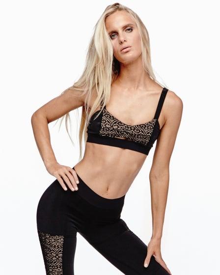 2016 Blue Life Fit Lacey Sports Bra