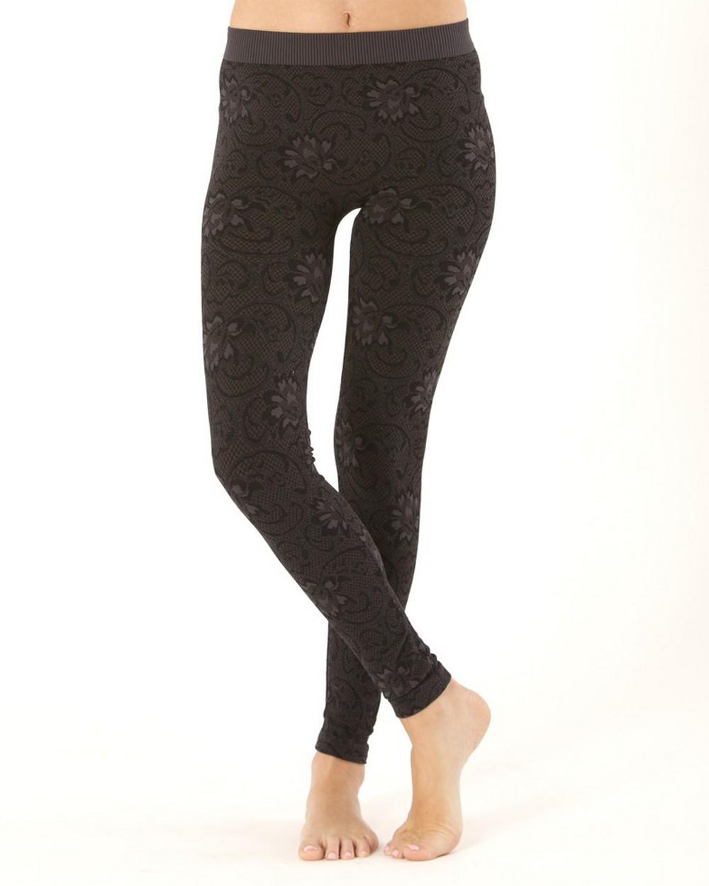 Electric Yoga Lace Print Leggings