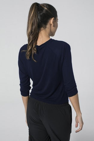 925fit Navy Do's and Don'ts Top