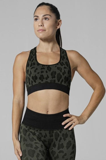 925fit Army Bare Necessities Sports Bra
