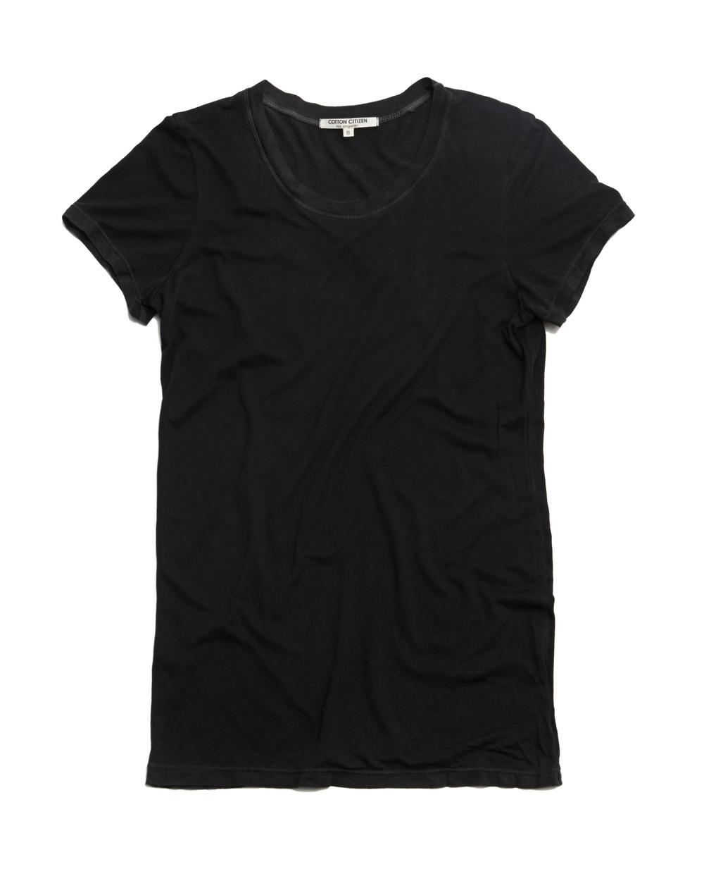 Cotton Citizen Crew Neck Tee T-Shirt for Women