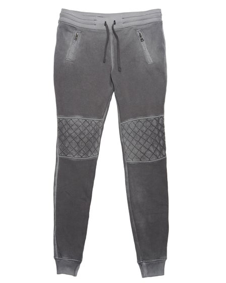 Cotton Citizen Quilted Knee Sweats Womens Sweat Pants