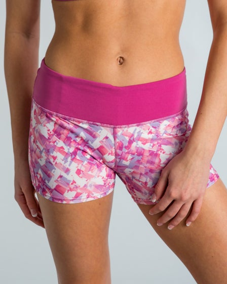 2015 Cozy Orange Sutra Shorts in Ice Cube Pink - Front