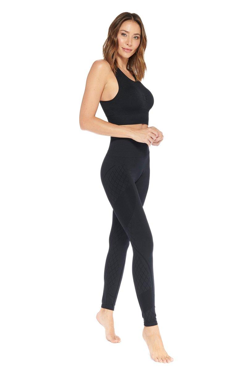 Electric Yoga Black Lotus Legging