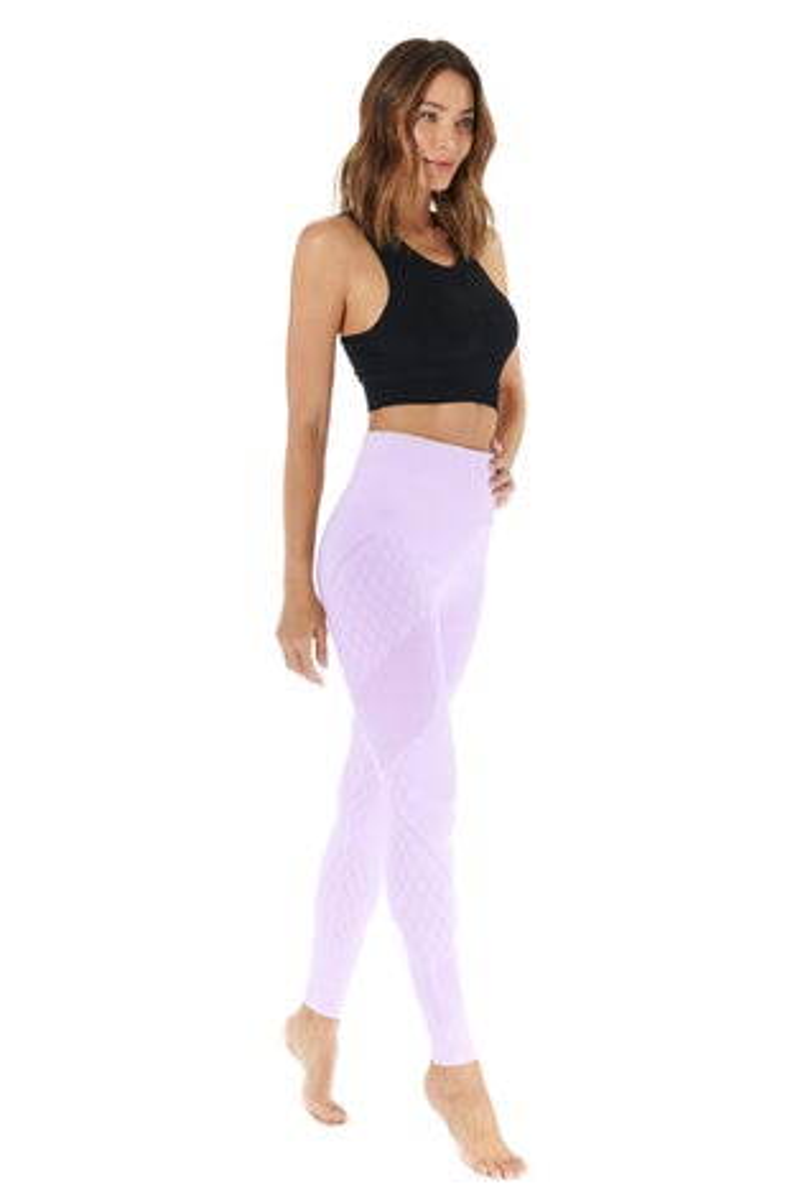 Electric Yoga Lilac Lotus Legging
