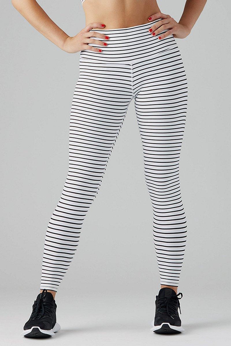 Glyder Black Stripe High Power Legging