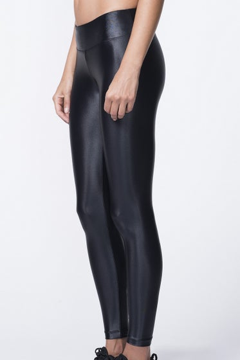 Koral Active Black Lustrous Legging