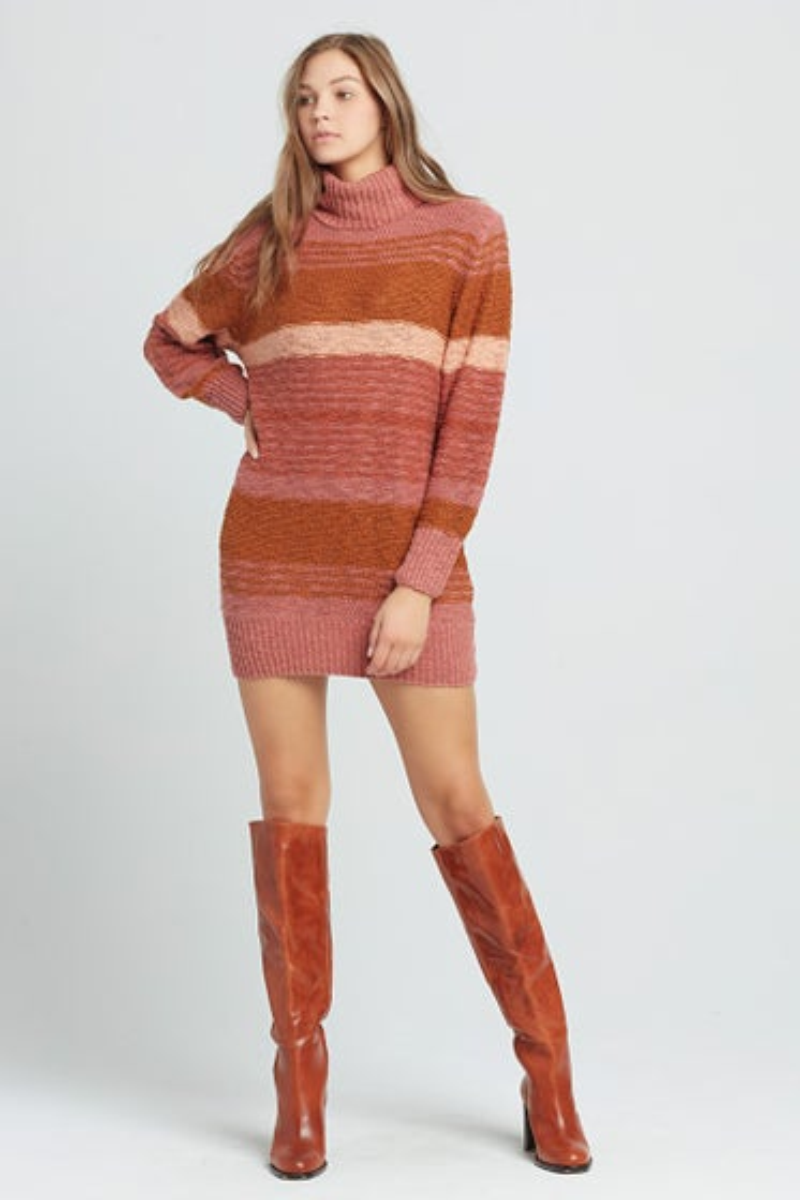 L*Space Jetsetter Sweater Dress