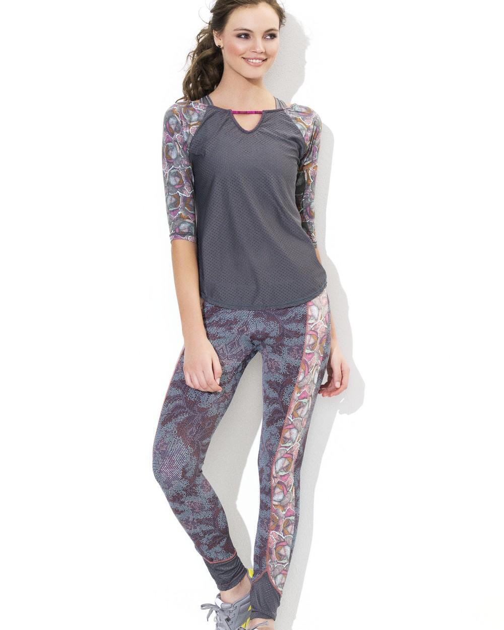 2015 Maaji Studio Activewear Crumboard Pants