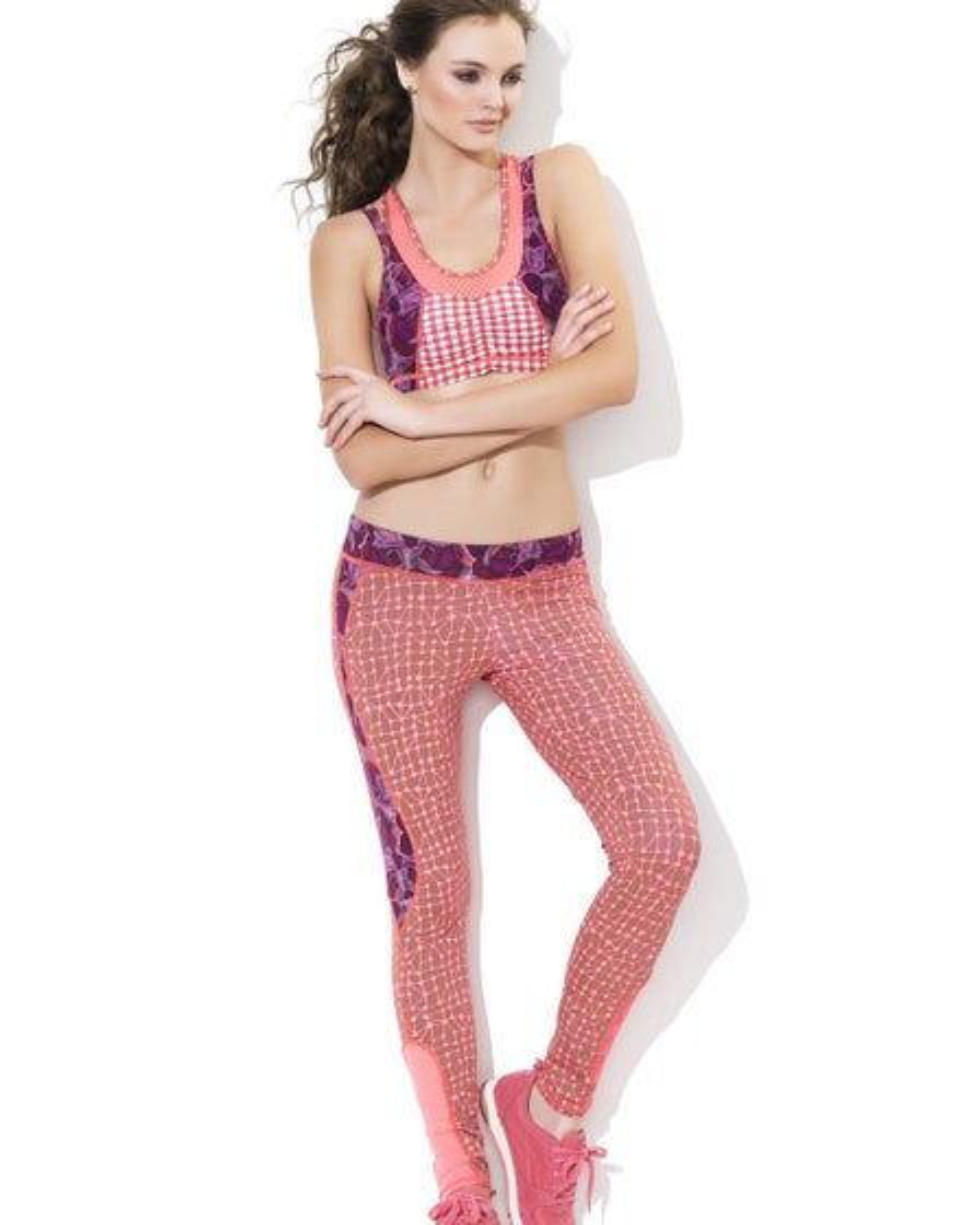 2015 Maaji Studio Activewear Dreamily Trails Pants