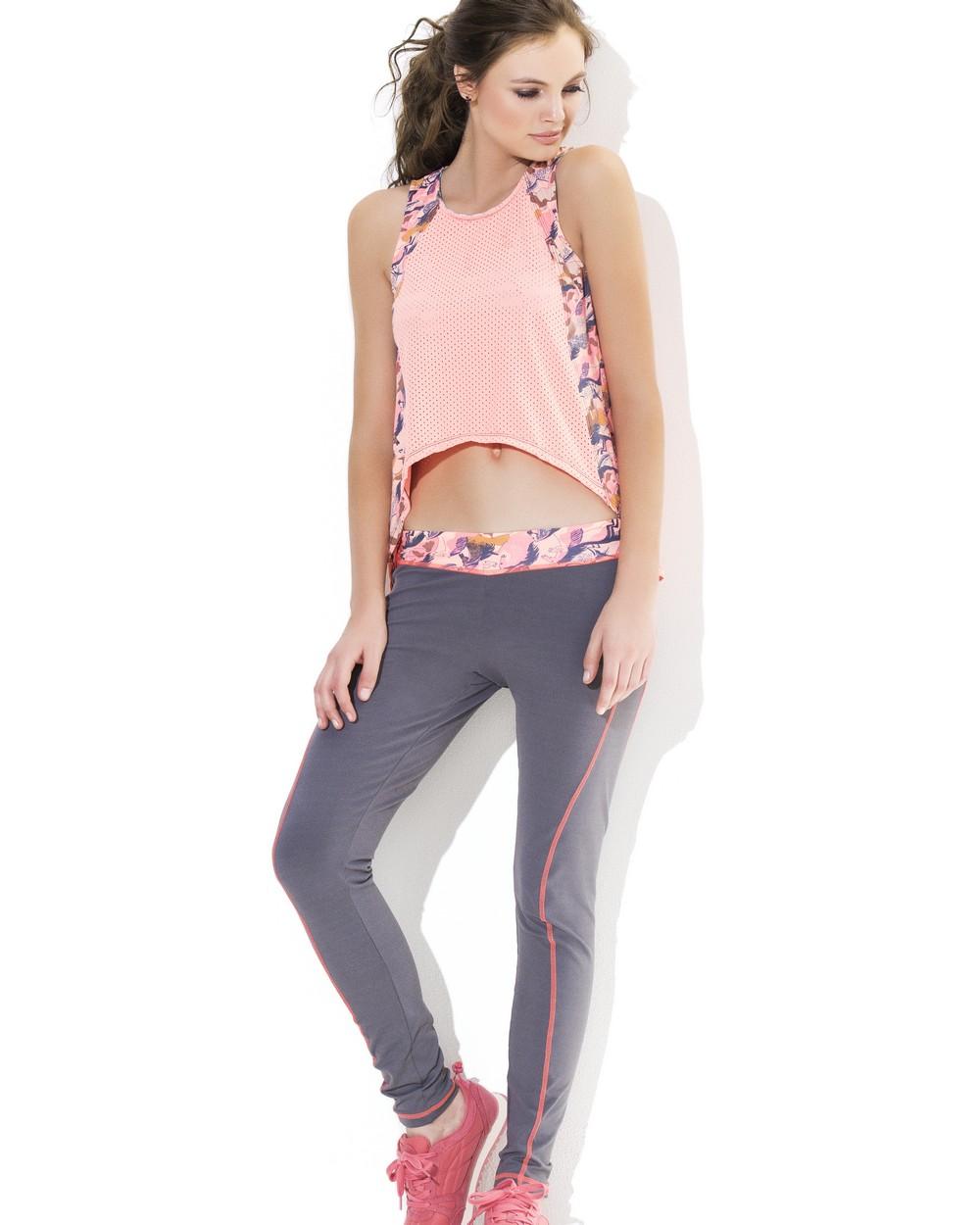 2015 Maaji Studio Activewear Fairly Fast Pants