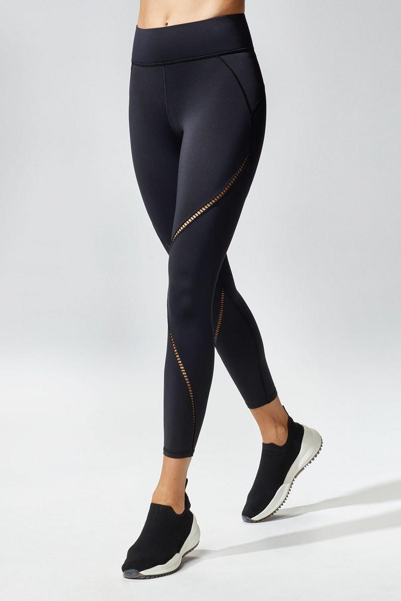 Michi Black Axial Legging