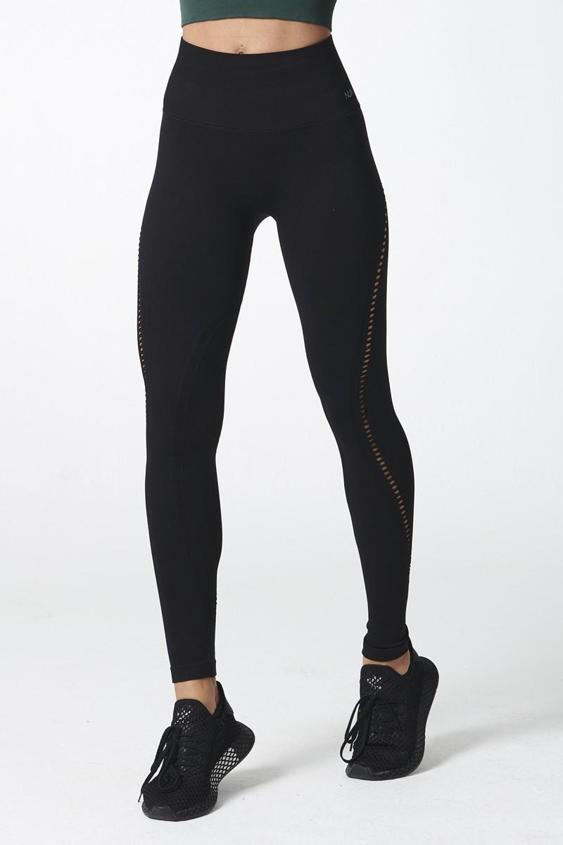Nux Active Black Contour Legging