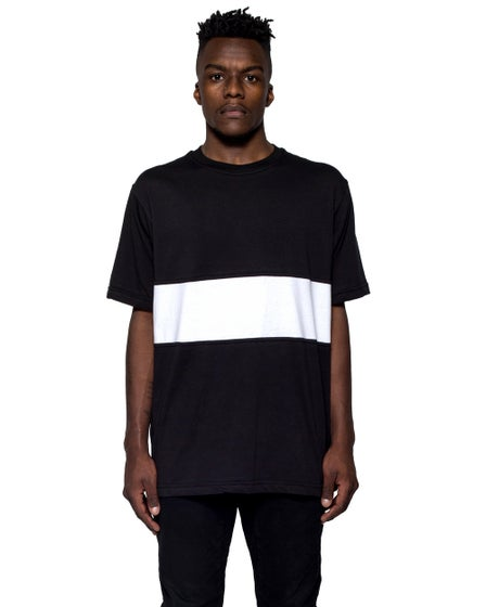 Perspectives Essential Tri Panel Tee