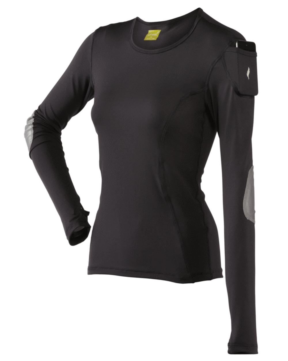 2015 Pheel Black Vital Layer Shirt