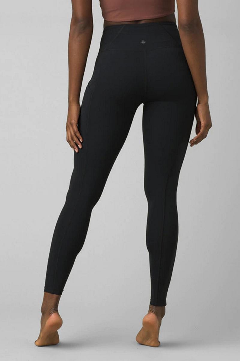 prAna Black Electa Legging