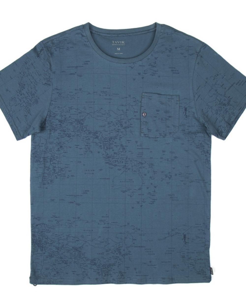 2015 Tavik Men's Montanita Knit T-Shirt