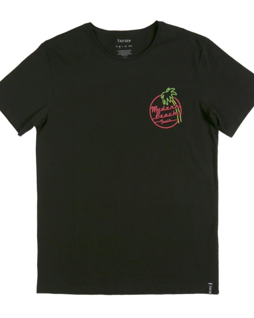 2015 Tavik Men's Neon T-Shirt