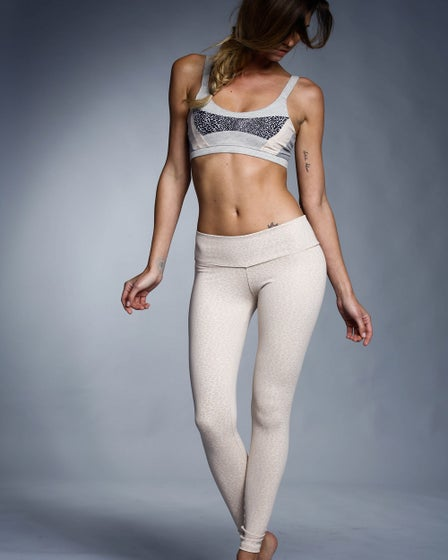 2016 Track & Bliss Nude City Control Leggings