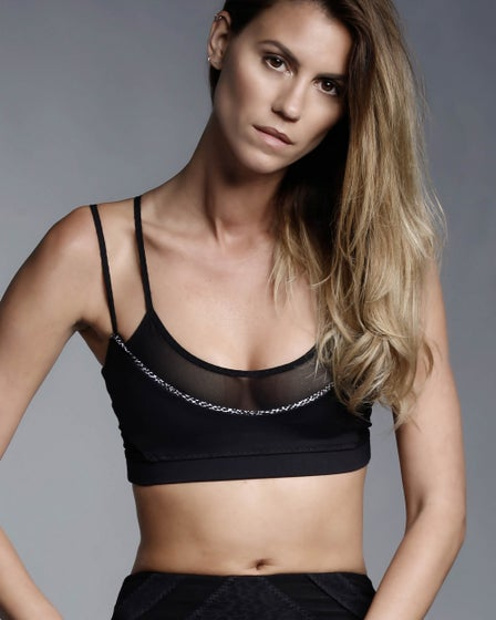 2016 Track & Bliss Double Trouble Sports Bra
