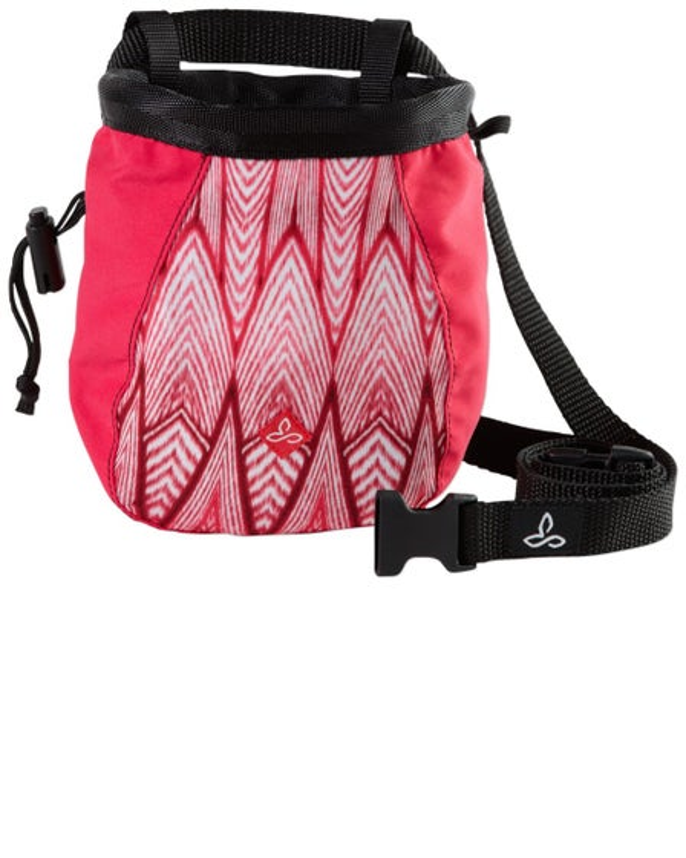 2016 Prana Chalk Bag in Azalea Feather