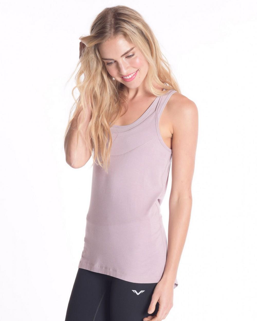 2016 Vipe Activewear Zen Float Tank Dusty Purple